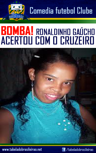 Ronaldinho Gaúcho no Cruzeiro
