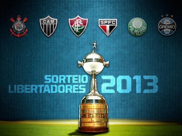 Sorteio da Libertadores 2013