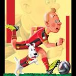 TINTIM - O repórter aventureiro foi criado em 1929 pelo cartunista belga Hergé.