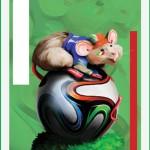 TOPO GIGGIO - O ratinho que encantou gerações de crianças na TV foi criado em 1958 pela italiana Maria Perego.
